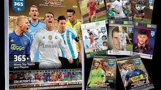 getlinkyoutube.com-ADRENALYN XL - Karty Panini FIFA 365 - mega zestaw startowy - rozpakowywanie