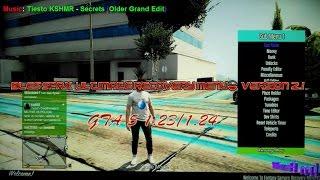 getlinkyoutube.com-PS3 GTA 5 1.23/1.24 Recovery Mod Menu + Download