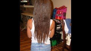 getlinkyoutube.com-My daughter's long/healthy hair journey