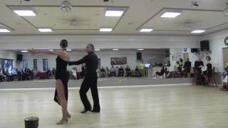 Alina and Michael Rumba Spotlight June 11, 2016