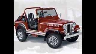getlinkyoutube.com-Jeep History- 1940 to 2015-  The Evolution of the Wrangler and more