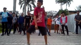 getlinkyoutube.com-DougieSwag Medan freestyle session part 1