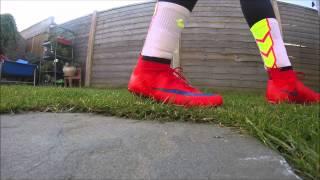 getlinkyoutube.com-Nike Mercurial Superfly FG (Bright Crimson/Black)-Replica