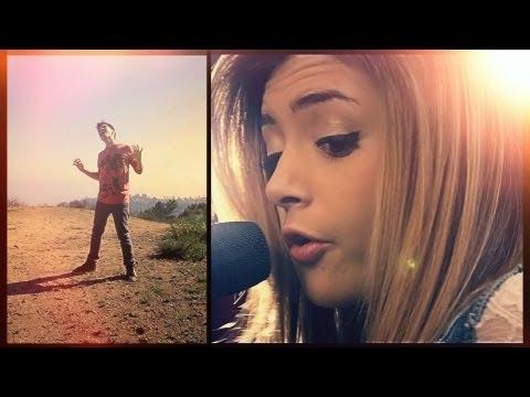"""""""Heart Attack""""  Demi Lovato Sam Tsui & Chrissy Costanza of ATC)"""