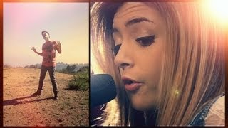 "getlinkyoutube.com-""Heart Attack"" - Demi Lovato (Sam Tsui & Chrissy Costanza of ATC)"