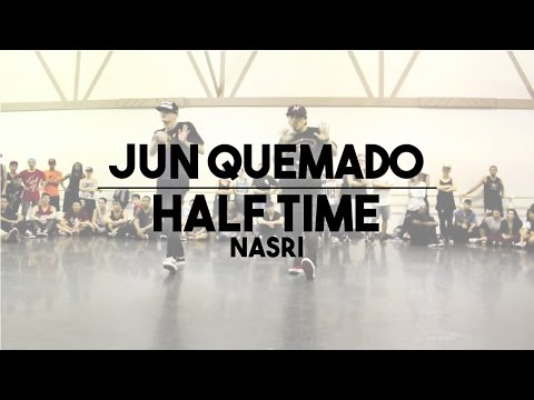 Jun Quemado Choreography &quot;Half Time&quot; by Nasri