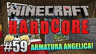 getlinkyoutube.com-Minecraft Hardcore ITA Ep.59 - ARMATURA ANGELICA!