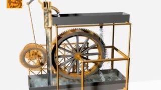 getlinkyoutube.com-Hydraulic perpetual motion machine