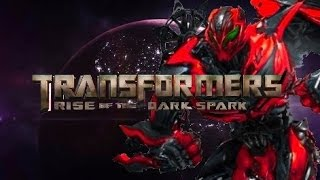 getlinkyoutube.com-Transformers : Rise of the Dark Spark - Multiplayer test Stinger