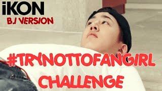 getlinkyoutube.com-iKON: TRY NOT TO FANGIRL / FANBOY CHALLENGE : B.I / Hanbin