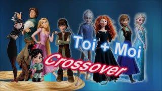getlinkyoutube.com-Toi + Moi The big four crossover