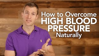 getlinkyoutube.com-How To Overcome High Blood Pressure Naturally