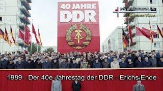 getlinkyoutube.com-Der 40e Jahrestag der DDR - Erichs Ende (1989)