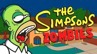 getlinkyoutube.com-THE SIMPSONS ZOMBIES ★ Call of Duty Zombies Mod (Zombie Games)