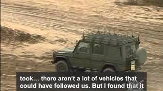 getlinkyoutube.com-2005 Canadian Army News on the G-Wagen (French with English subs)