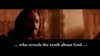 getlinkyoutube.com-اللقطة التي لم يراها أحد من فيلم الام المسيح تشهد بنبوة محمد