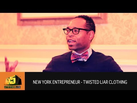 New York Entrepreneur - Twisted Liar Clothing (@twistedliarclothing)