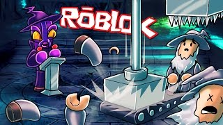 Roblox | MASTER WIZARDS IN ROBLOX! (Roblox 2 Player Magic Tycoon)