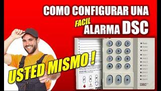 getlinkyoutube.com-Configuración alarma DSC Truvision