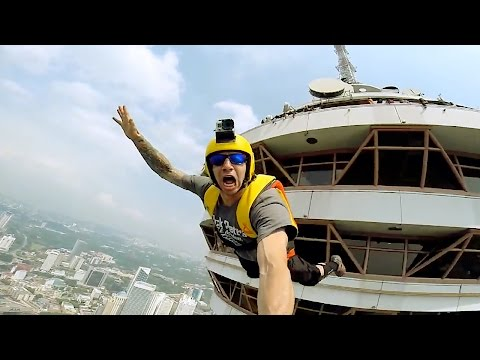 HAPPY DAYS Best Of BASE & Wingsuit by DOUGGS