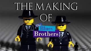 getlinkyoutube.com-The Making of LEGO Blues Brothers