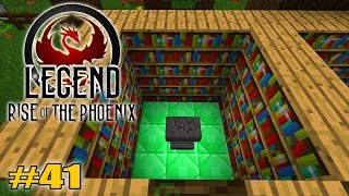 Epic Gegenstand identifizieren!: Minecraft Legend #41 - Rise of the Phoenix