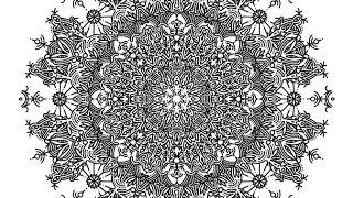 getlinkyoutube.com-Creating a mandala structure using Adobe Illustrator CC