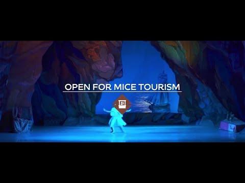Amazing Ukraine – Open for MICE Tourism