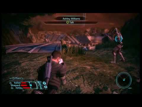 Mass Effect Walkthrough Part 4 - The Other Turian