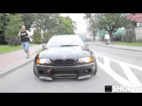 BMW E 46 M drift rejsing spaces ru
