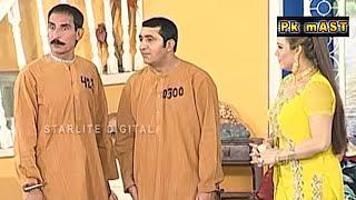 getlinkyoutube.com-Best Of Zafri Khan and Iftekhar Thakur Stage Drama Full Comedy Clip