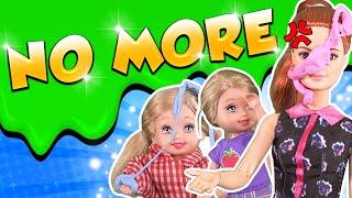 Barbie - No More Slime!