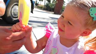 getlinkyoutube.com-Маша и Медведь ИГРАЕМ С МАШЕЙ на Детской Площадке Маша и Медведь новые серии ВЛОГ Видео для Детей