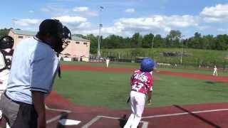 getlinkyoutube.com-Crusaders Baseball Club 12U vs Hit & Run Highlanders Championship Game at Frozen Ropes 6-14-2015