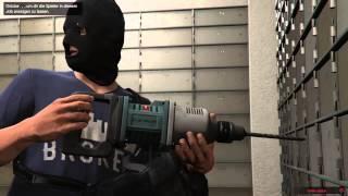getlinkyoutube.com-GTA 5 [PS4] Banküberfall #1 FLECCA Bank Überfall