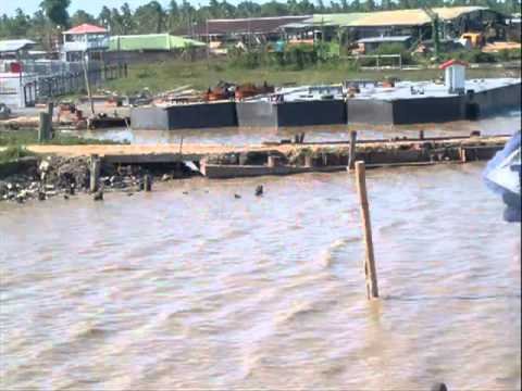 Berbice Bridge in Guyana