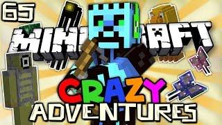 getlinkyoutube.com-Crazy Adventure #65 - Contro il Kraken