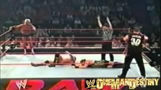 getlinkyoutube.com-WWE Evolution Vs RVD & Bubba Ray Dudley