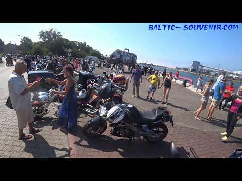 Европейский слет байкеров / Show bikers