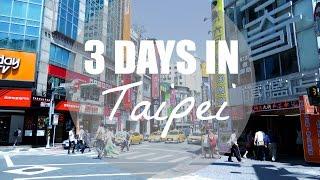 getlinkyoutube.com-3 Days in Taipei | Jenny Zhou