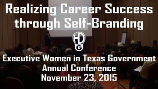 Executive Women in Texas Government Annual Conference - November 23, 2015 | HawkDG