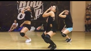 getlinkyoutube.com-Twerk Choreography - Maybe by Teyana Taylor / Jamie Choreography