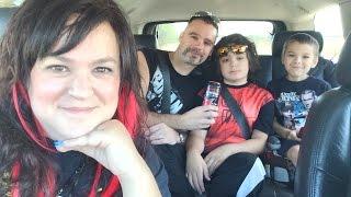 getlinkyoutube.com-PART 1 Trip to WWE Raw (Daily #351)