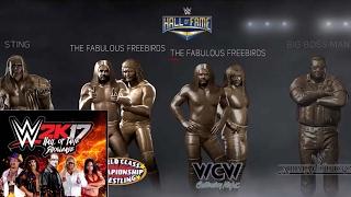 getlinkyoutube.com-WWE 2K17 Hall Of Fame Showcase