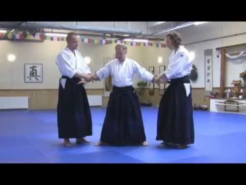 Aikido Teaching Video - Principles and Perspectives - Preview video - Ki Extension