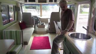 getlinkyoutube.com-Motorhome remodel 13 the finished project 99.5%