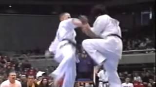 Karate Kyokushin melhores nocautes!