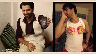 getlinkyoutube.com-Barun Sobti /  Funny & Cute - Delisin