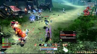 getlinkyoutube.com-Blade & Soul Online World Faction PvP Grab of Death