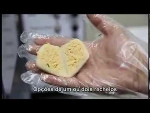 Maquina de Salgados - Linha de Produção Contínua de Salgados Maqtiva